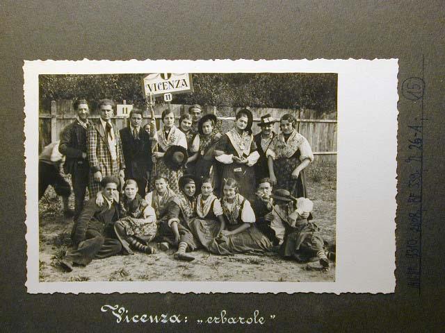 Meran in den dreissiger Jahren - Traubenfest Merano anni 30 - Festa Uva _14_.jpg