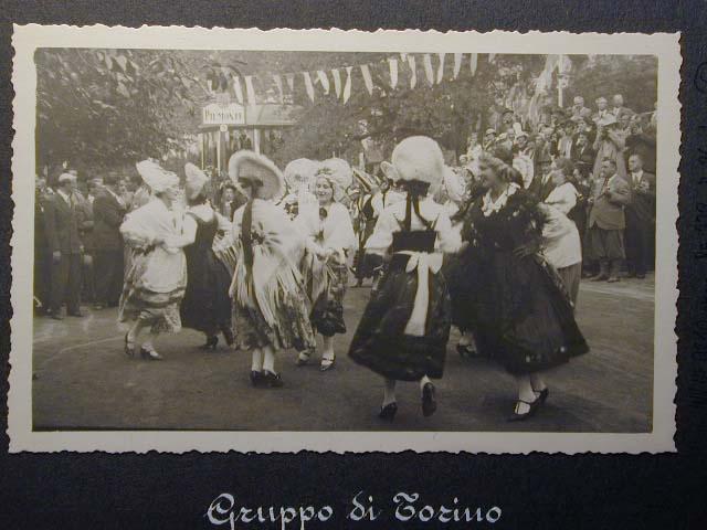 Meran in den dreissiger Jahren - Traubenfest Merano anni 30 - Festa Uva _5_.jpg