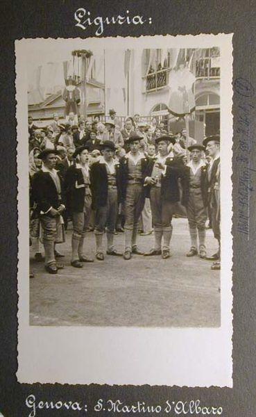 Meran in den dreissiger Jahren - Traubenfest Merano anni 30 - Festa Uva _6_.jpg