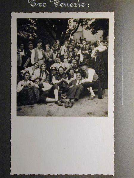 Meran in den dreissiger Jahren - Traubenfest Merano anni 30 - Festa Uva _7_.jpg