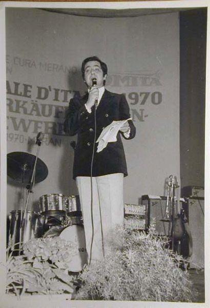 Merano 1970 -Nationaler Verkauferinnen Wettbewerb - La Commessa ideale d_ Italia -Modeschau-Sfilata e Premiazione _13_.jpg