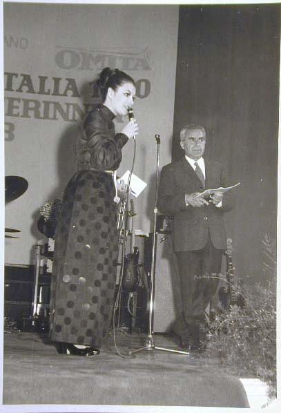 Merano 1970 -Nationaler Verkauferinnen Wettbewerb - La Commessa ideale d_ Italia -Modeschau-Sfilata e Premiazione _14_.jpg