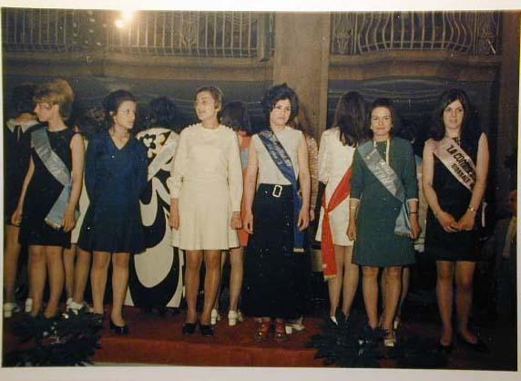 Merano 1970 -Nationaler Verkauferinnen Wettbewerb - La Commessa ideale d_ Italia -Modeschau-Sfilata e Premiazione _53_.jpg