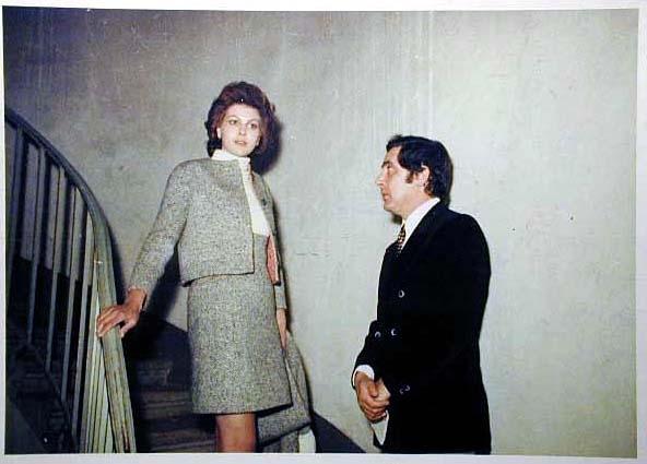 Merano 1970 -Nationaler Verkauferinnen Wettbewerb - La Commessa ideale d_ Italia -Modeschau-Sfilata e Premiazione _79_.jpg