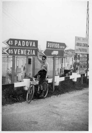 Mit dem Fahrrad nach Venedig -In bici fino a Venezia - archivio Gigi Bortoli anni 70 _23_.jpg