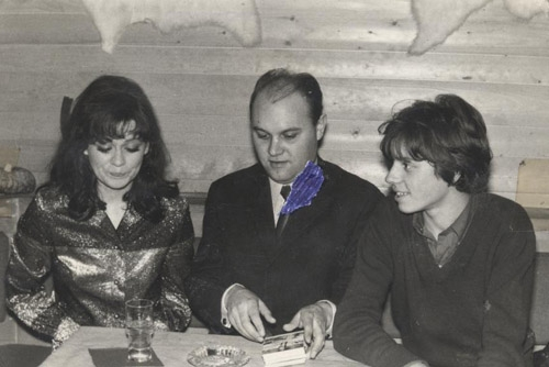 Harry mit Charly Mazzag und Marie Versini.jpg