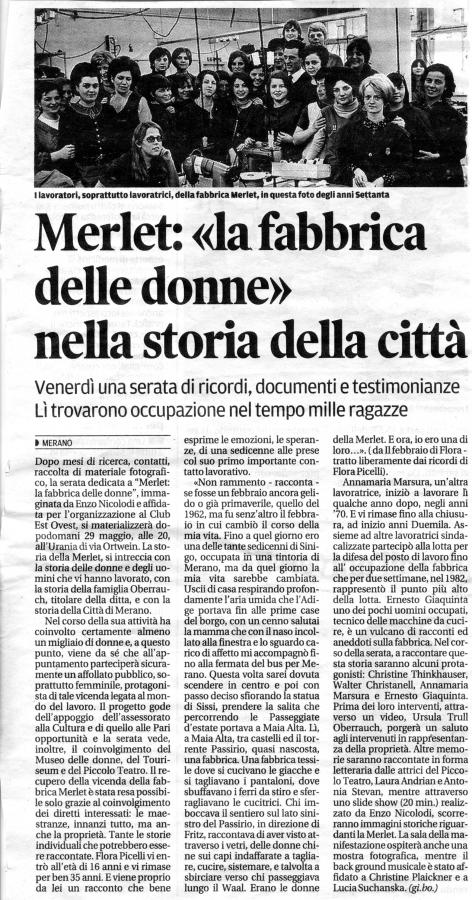 27maggio2015 - AA- Gigi Bortoli