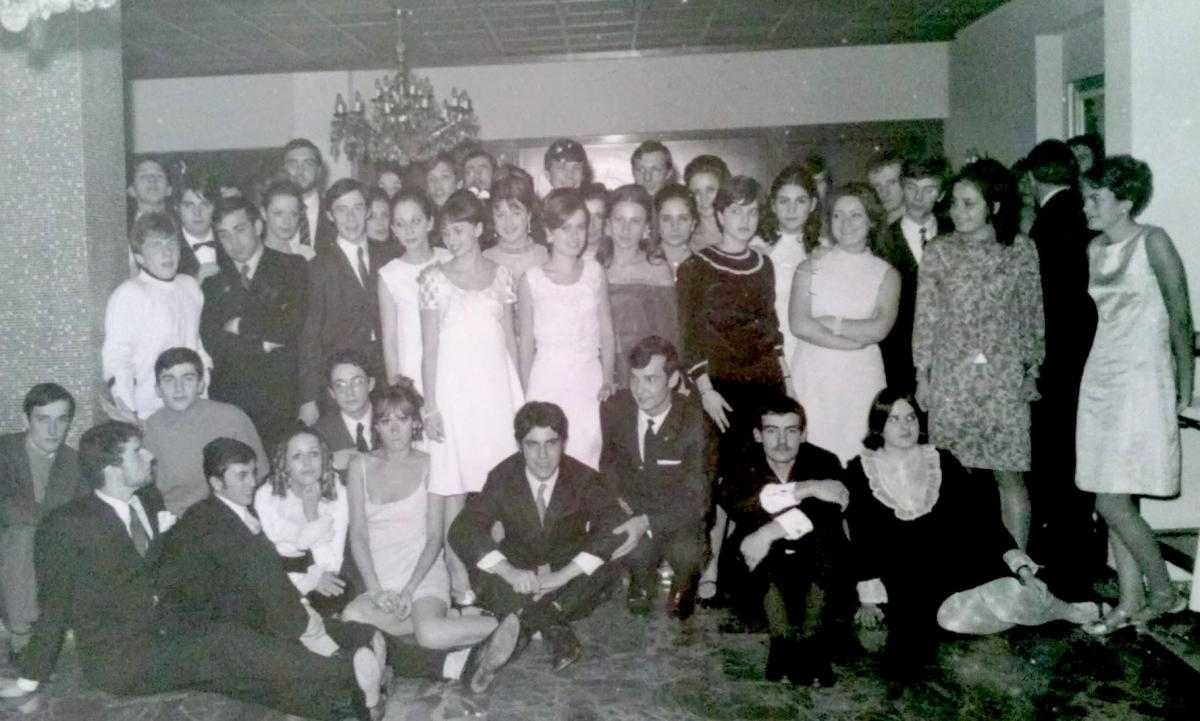 18 compleanno Cecilia Mauro e Anna Bortolotti 12:12: 1967